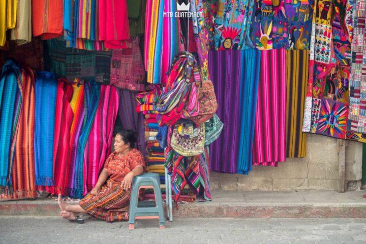 Market, Panajachel Guatemala Lake Atitlán Solola, Guatemala