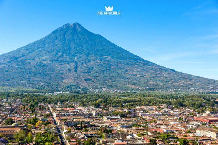Cerro de La Cruz  Sacatepéquez, Guatemala