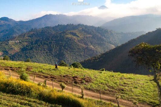 Valle Escondido Adventure MTB Tour.  , Guatemala