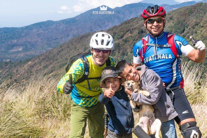 Valle Escondido Adventure MTB Tour  Chimaltenango, Guatemala