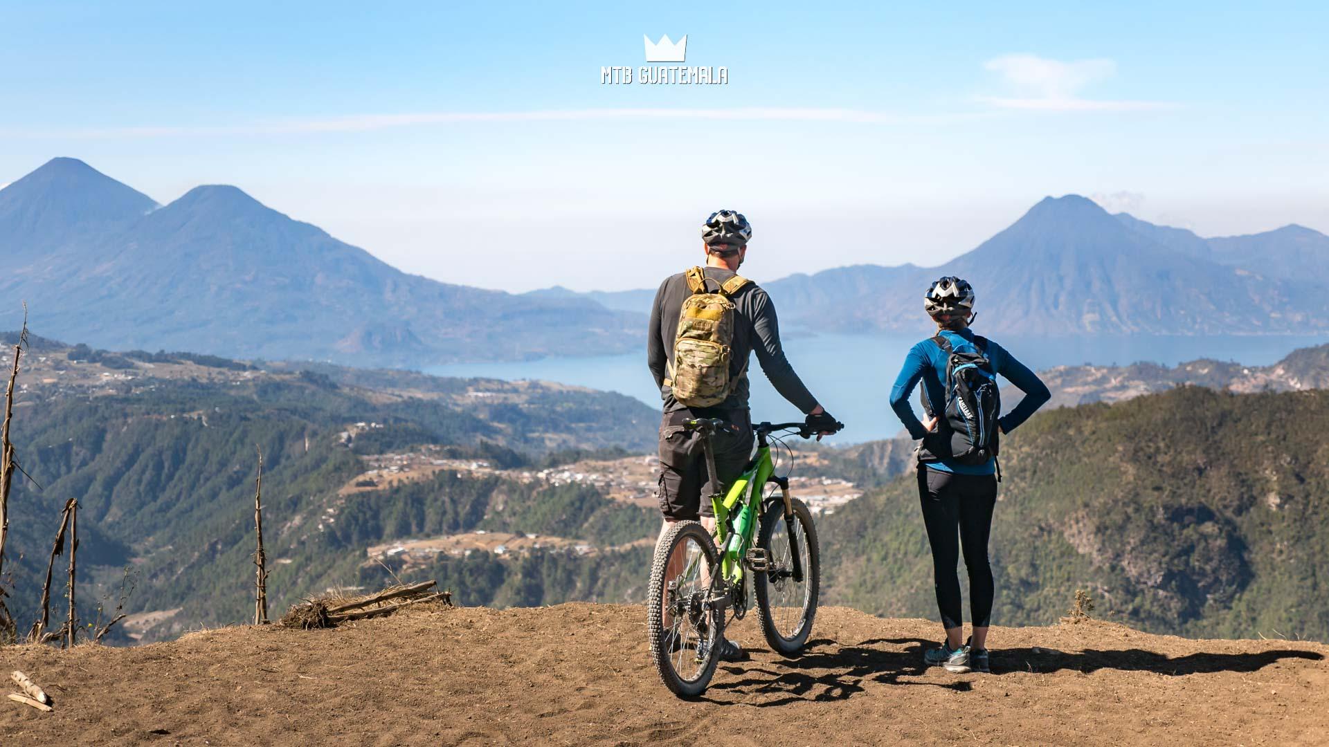 Views of Lake Atitlán