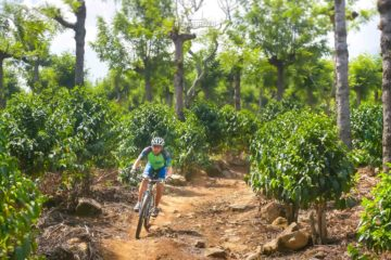 Los Nisperos Mountain BIke Tour Antigua