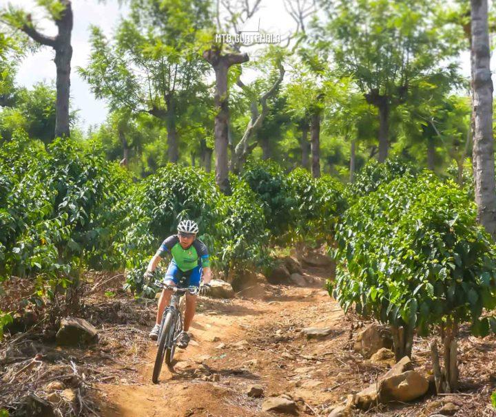 Los Nisperos Mountain BIke Tour Antigua