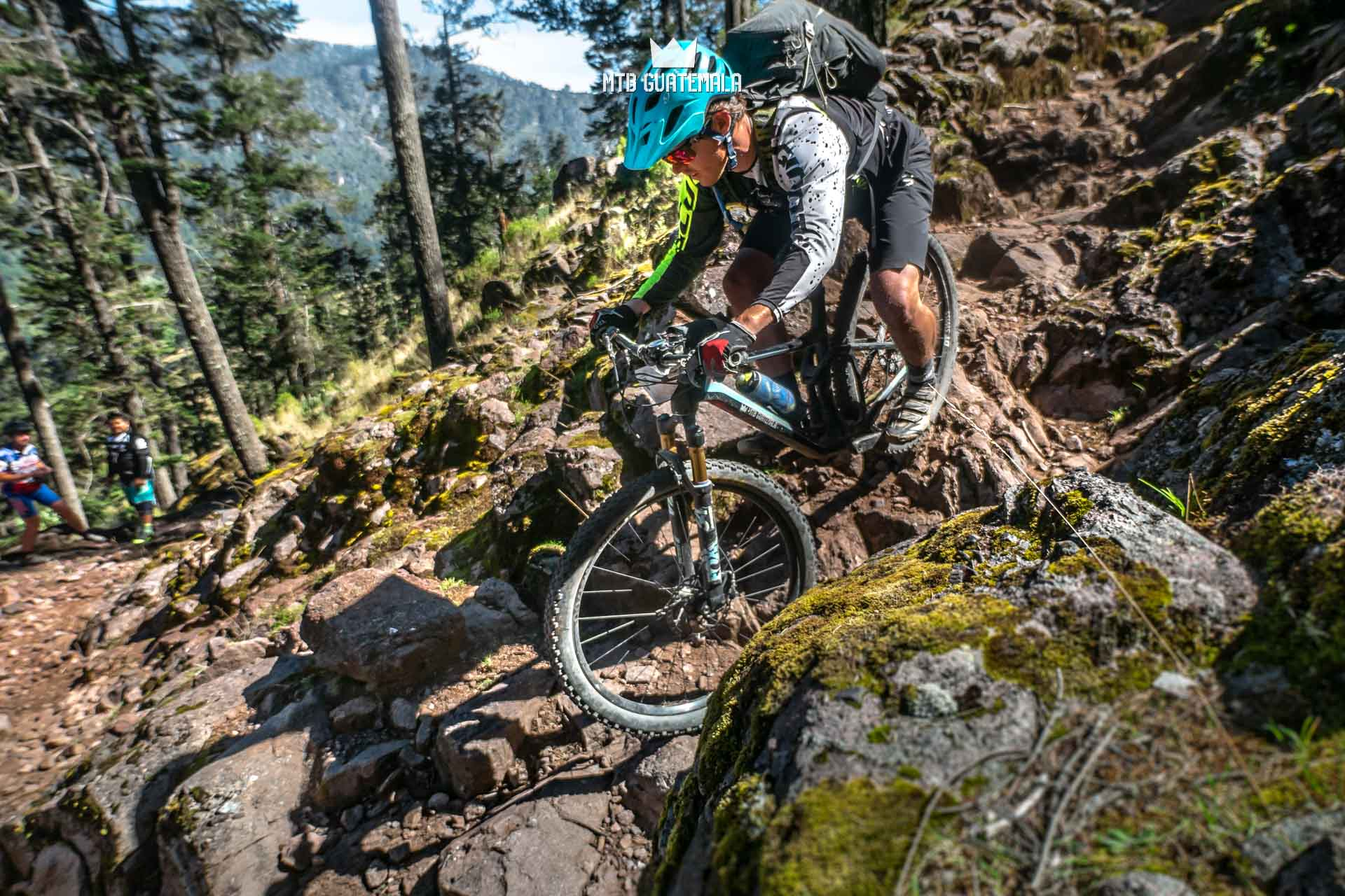 Mountain Biking in the Cuchumatánes - Todos Santos Enduro Tour RD HUE-02 Huehuetenango, Guatemala