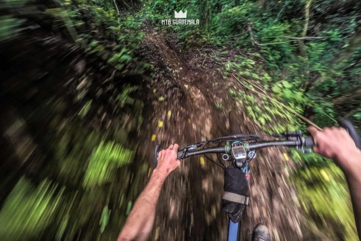 Mountain Biking in Antigua Guatemala  , Guatemala
