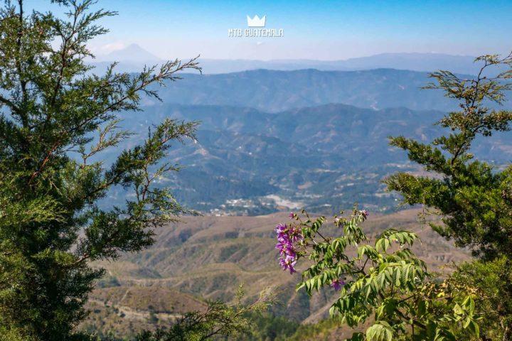 Views of huehuetenango and Volcán Tajumulco. 9th edition of the Travesía de Los Cuchumatanes.  Huehuetenango, Guatemala