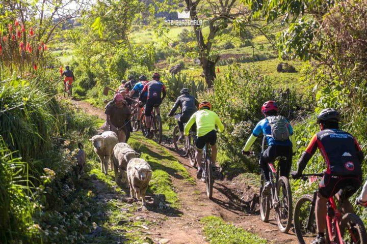 Mountain Biking in the Cuchumatánes Los Cuchumatánes , Guatemala