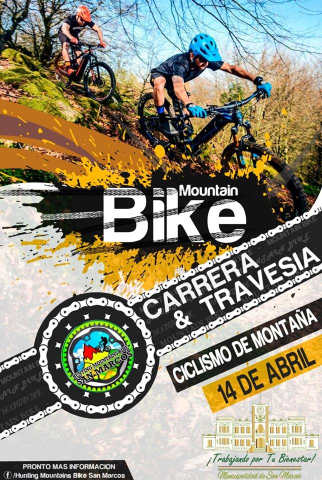 Travesía and Mountain Bike Race