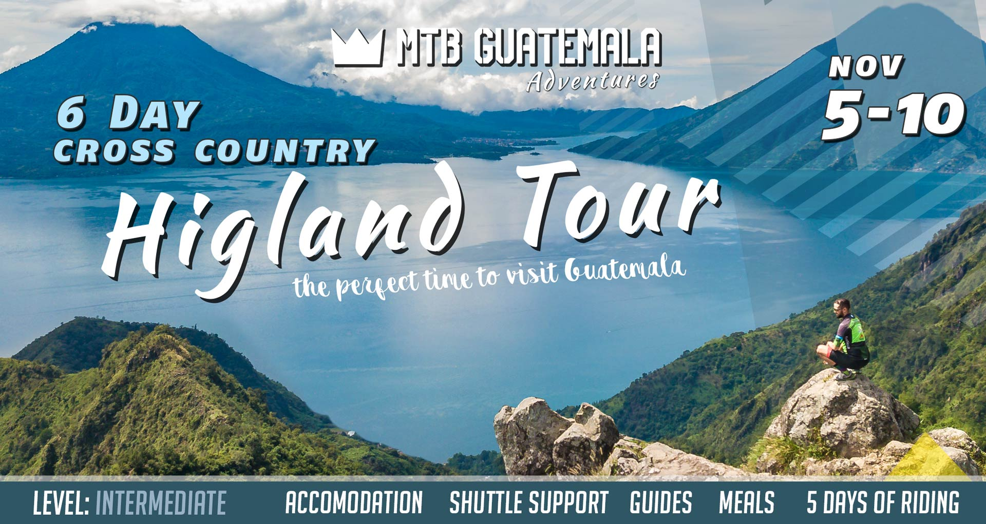 MTB Guatemala - Fall Highland Tour