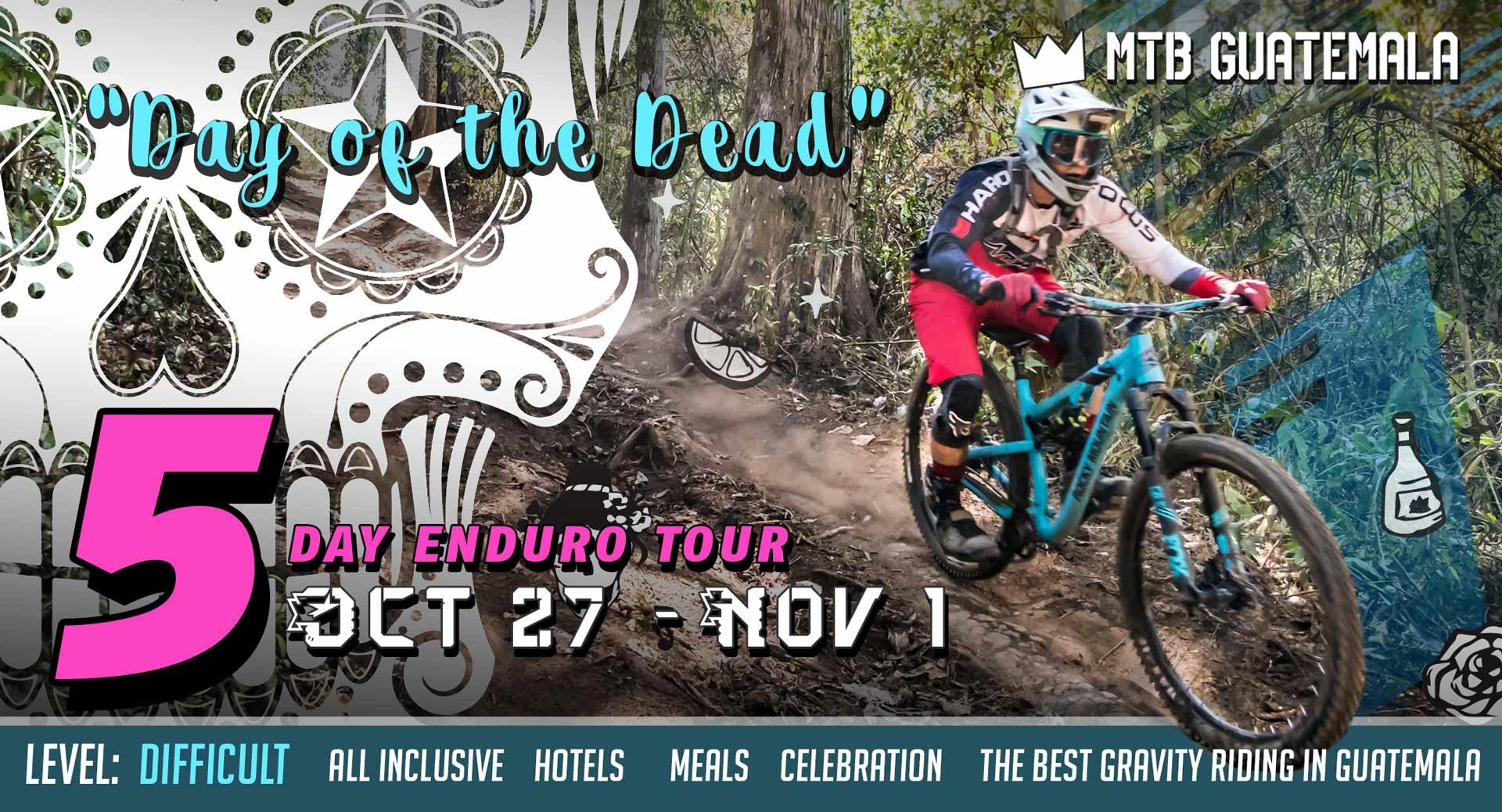 MTB Guatemala Day of the Dead Enduro