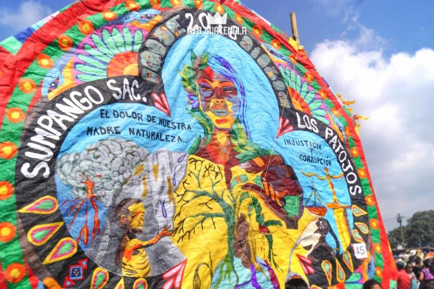 Festival de Barriletes Gigantes Sumpango
