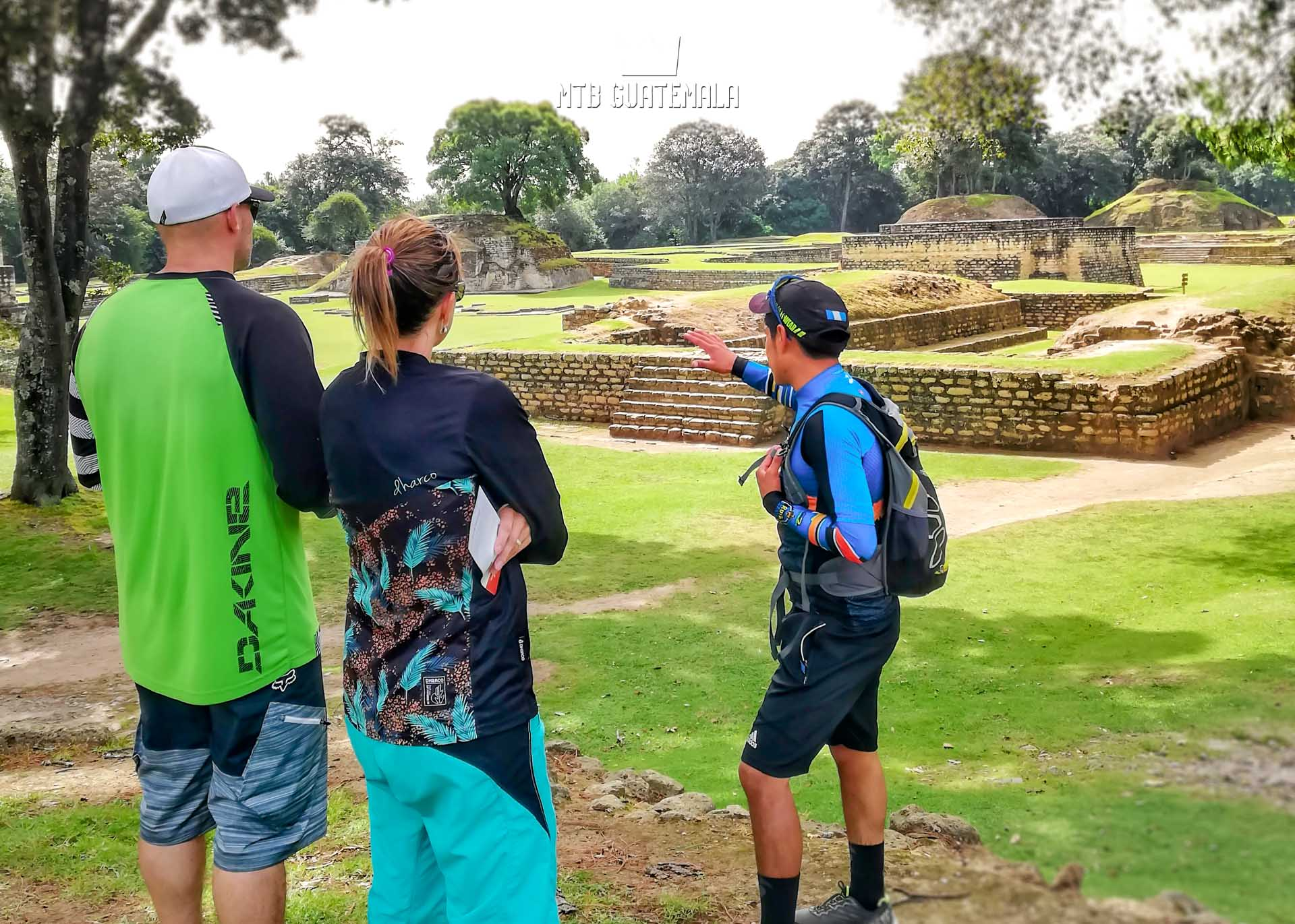 Mayan Ruins of Iximché