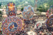 Sumpango Giant Kite Festival