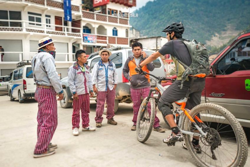 Mountain Biking in the Cuchumatánes