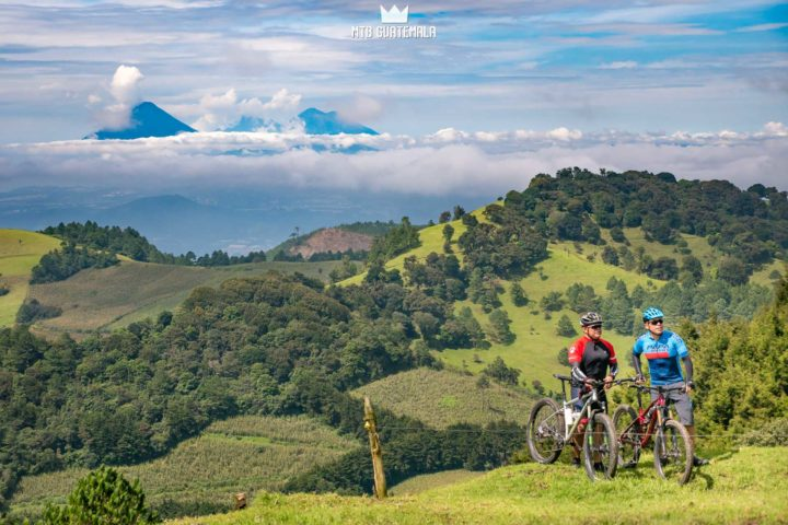 Mountain Biking in Las Nubes Guatemala