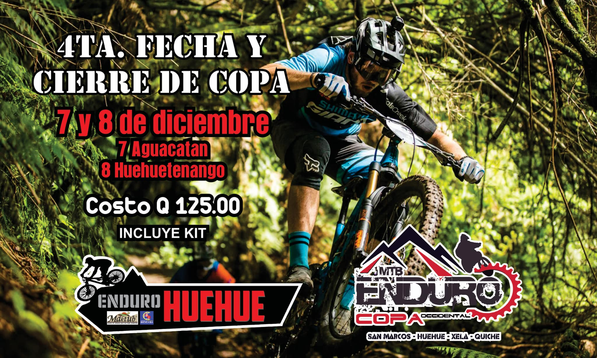 4th Series Copa Occidental de Enduro