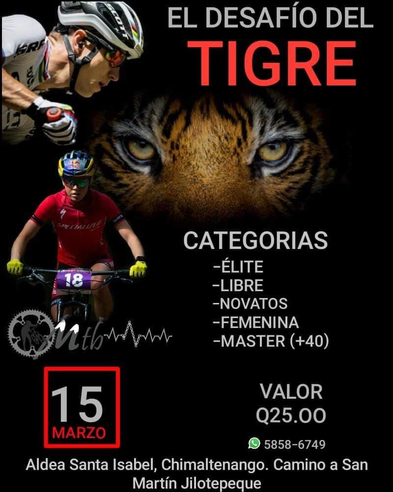 El Desafío del Tigre