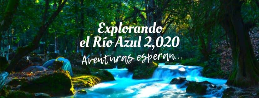 Explorando el Río Azul