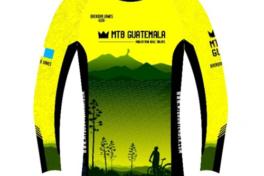 MTB Guatemala Jersey - Personalized