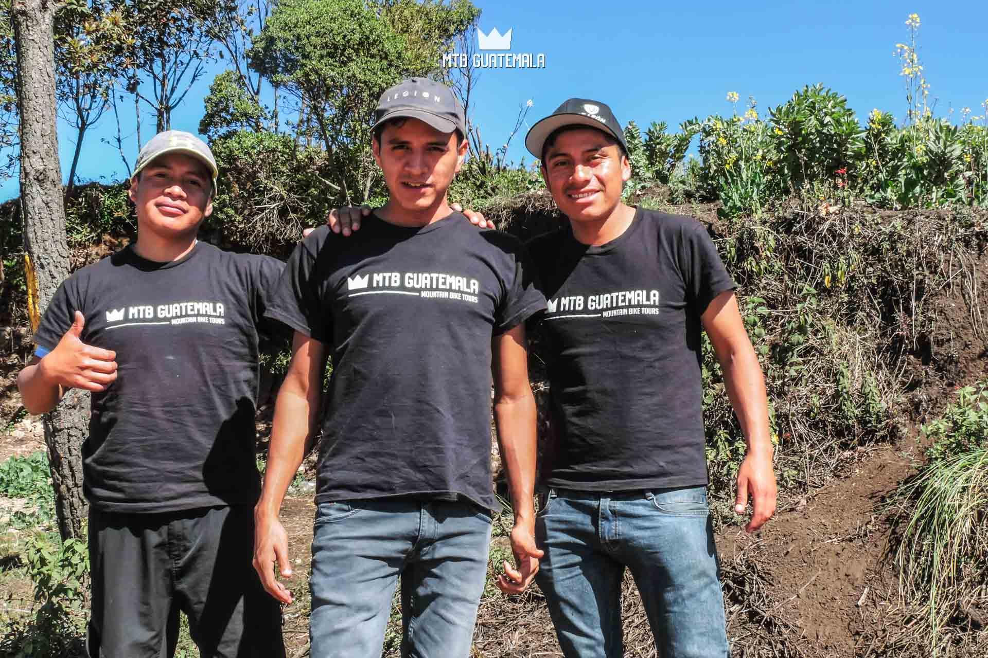 MTB Guatemala T-Shirt 2020