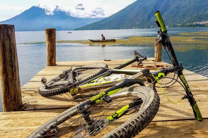 Lake Atitlán , Guatemala