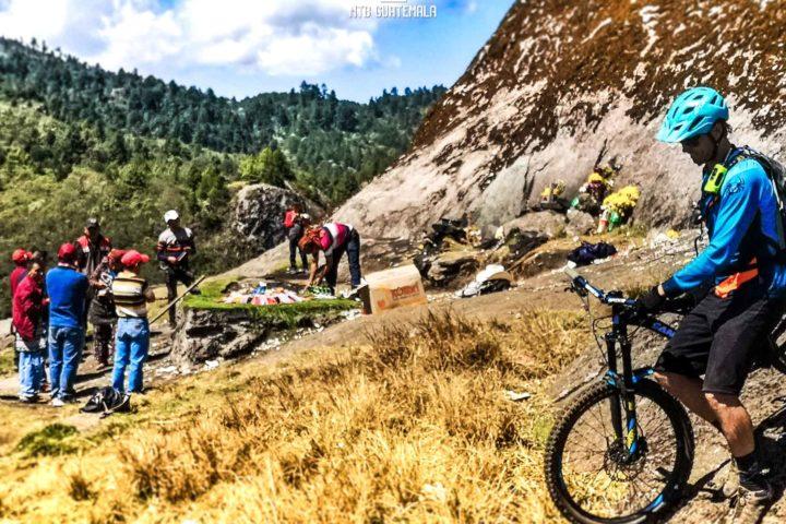 Mountain Biking in Totonicapán Guatemala