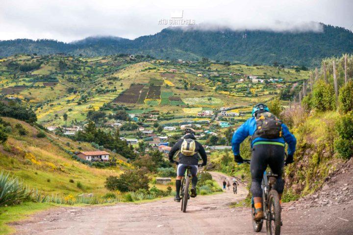 Mountain Biking in the Cuchumatánes Los Cuchumatánes Huehuetenango, Guatemala