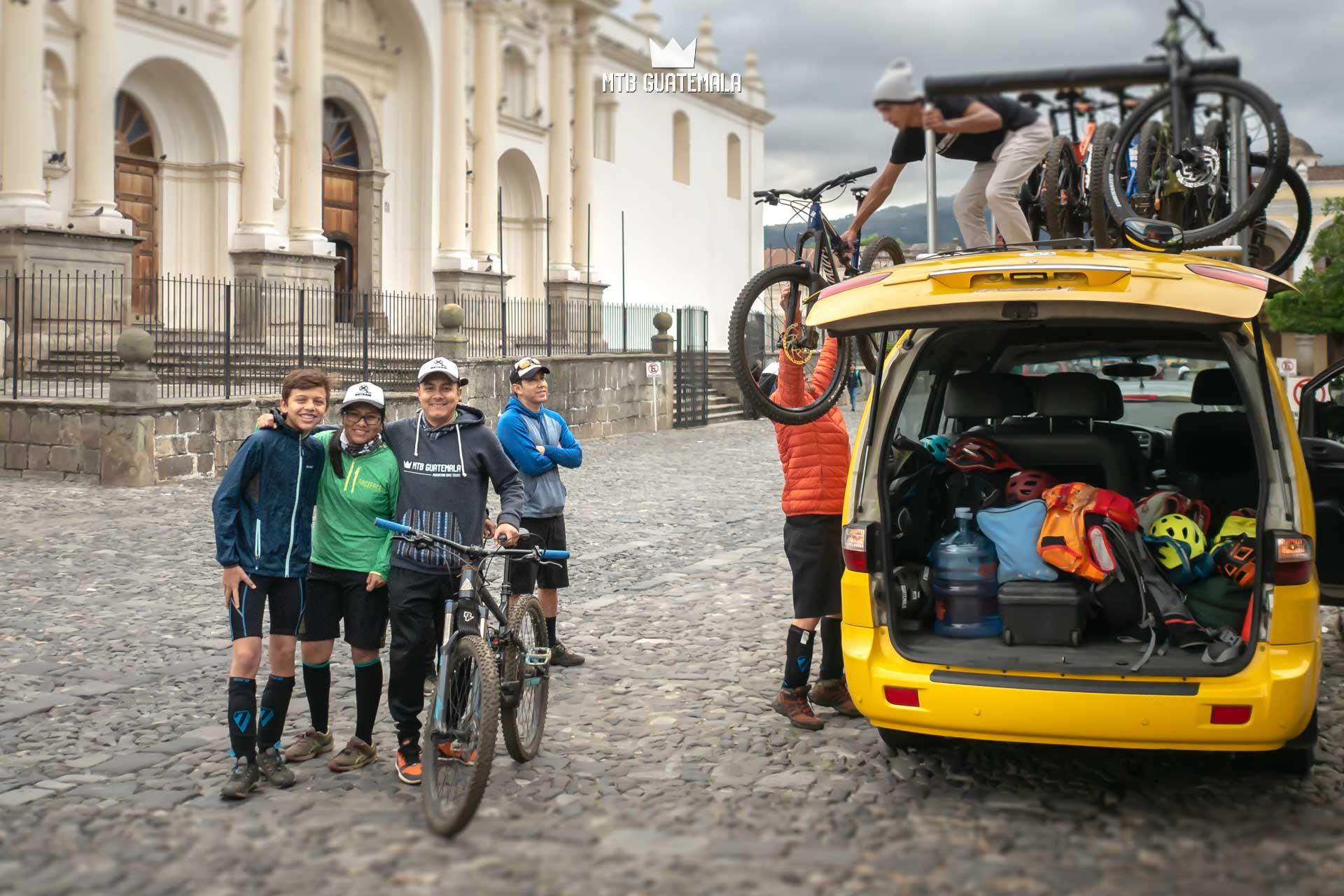 MTB Guatemala Mountain Bike Tours in Antigua Guatemala