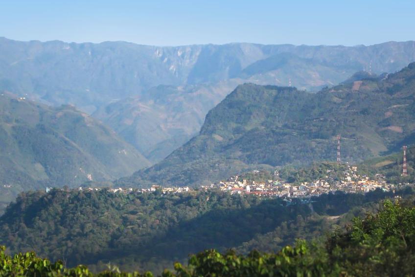 View of Jakaltenango