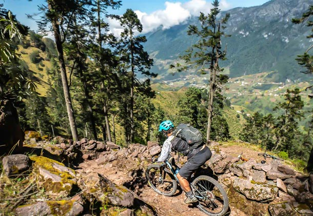 Guatemala Mountain Bike Tours