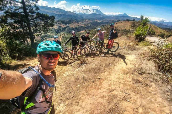 Mountain Biking in Tecpán Guatemala