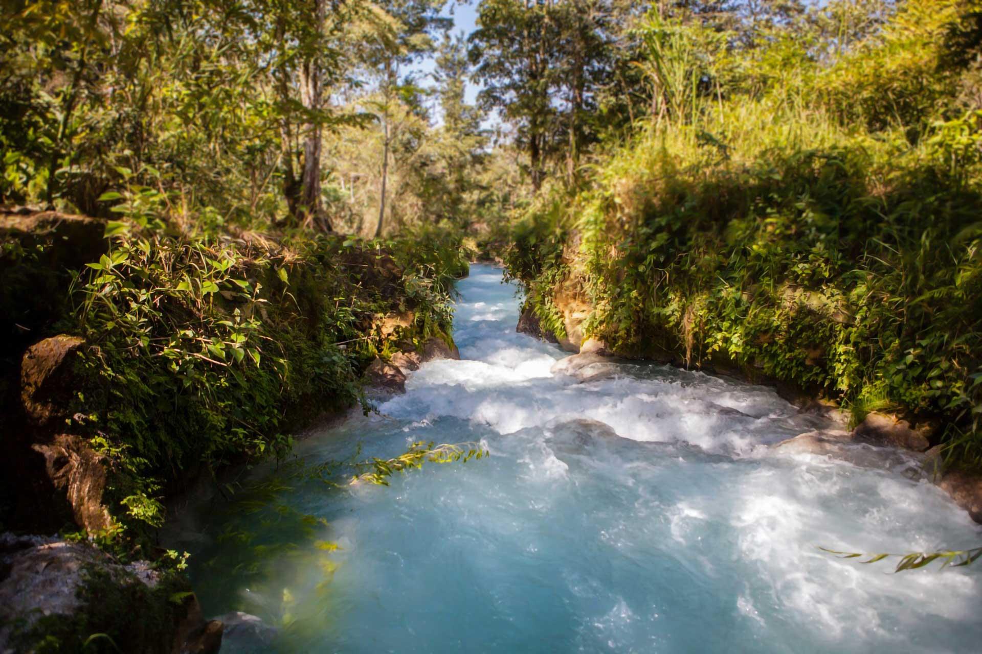 Travesia Rio Azul