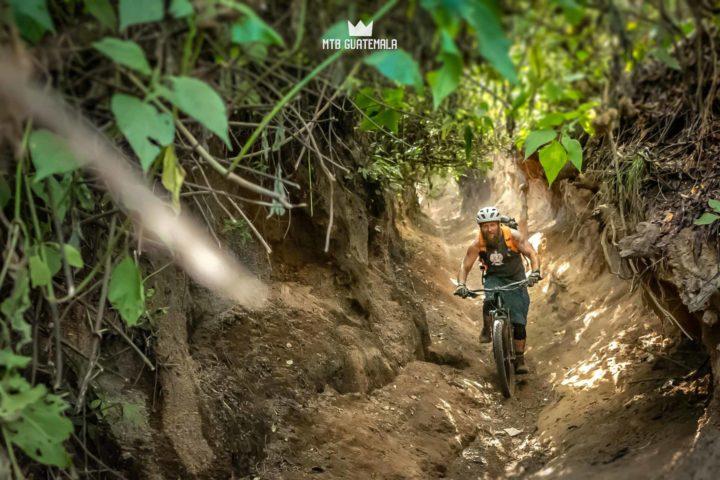 Mountain Biking the Agua Volcano Antigua Guatemala