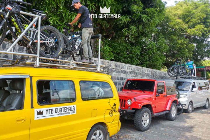 Cumbre al mar Mountain BIke Tour