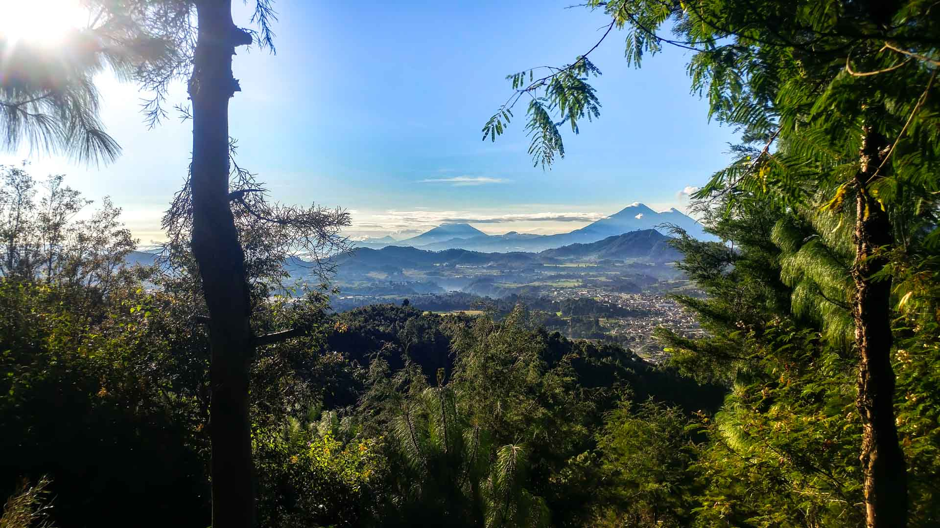 MTB Guatemala Cabaña Suiza